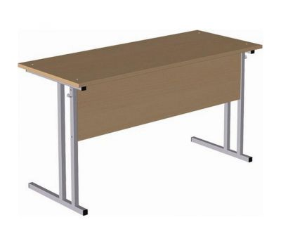 Стол ученический 2-мест.кромка ПВХ 2 мм