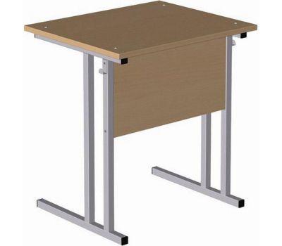 Стол ученический 1-мест.  кромка ПВХ 0,4 мм