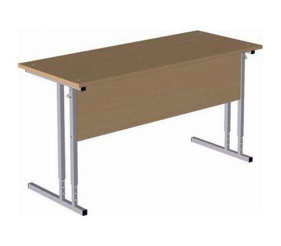 Стол ученический 2-мест.рег/выс.,кромка ПВХ 0,4 мм