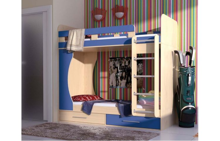 Мебель в детскую на заказ в Челябинске