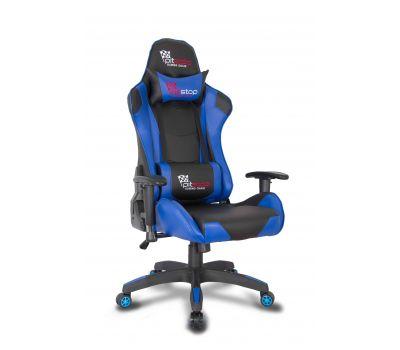 """Геймерское кресло """"College"""" CLG-801LXH Blue"""