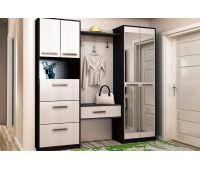 """Набор мебели для прихожей """"Lorem 15"""" с зеркалом"""